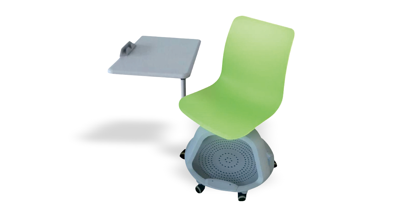 EduSeat 3.0 ergonomic chair with 6 swivel wheels